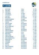 FC LUZERN MATCHZYTIG N°12 1718 (RSL 23) - Seite 6