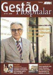 Gestão Hospitalar N.º 37 2008