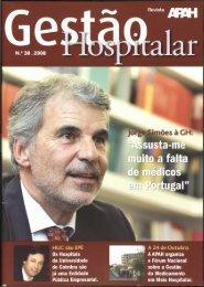 Gestão Hospitalar N.º 38 2008