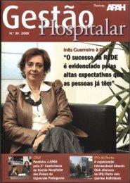 Gestão Hospitalar N.º 39 2008