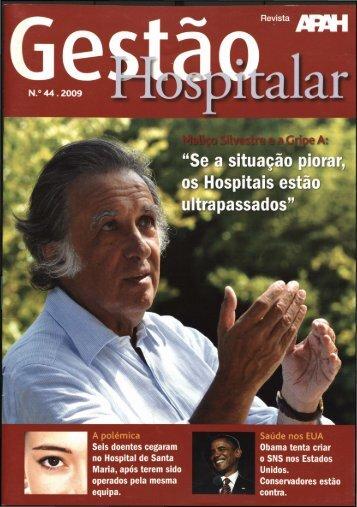 Gestão Hospitalar N.º 44 2009
