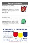 25.02.2018 - Stadionzeitung SC Gladenbach - Page 7