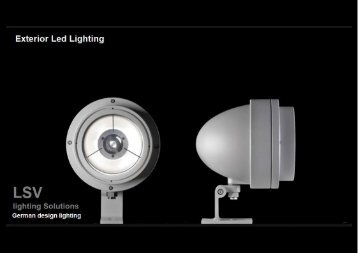 LSV Lighting Solutions Newest Outdoor Lighting Catalog (2)