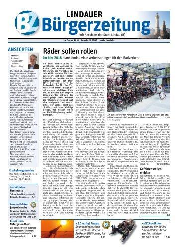 24.02.2018 Lindauer Bürgerzeitung
