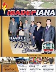 Comunicação Ibadepiana - 06ª Edição