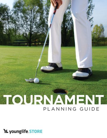 Young Life Golf Tournament Guide