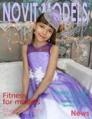Magazine NOVIT MODELS™  №6/2017