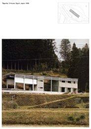 Oguni, Japon, 1996 , S-House, Toyo Ito (1)