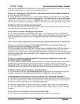19 Licensing Guide - Solid System Team - Page 6