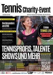 UTHC Tennis-Charity Magazin Hessen