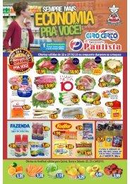 Jornal de Ofertas Paulista de 25.02 a 02.03