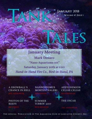 TankTales Jan 2018