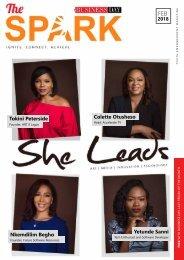 The Spark Magazine (Feb 2018)