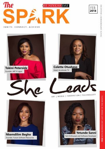The Spark Magazine (Feb 2018)