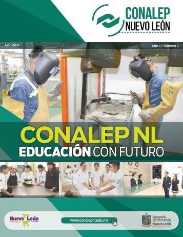CONALEP NL / EDUCACIÓN CON FUTURO II