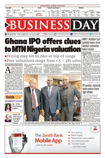 BusinessDay 23 Feb 2018
