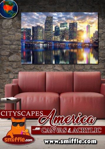 Cityscapes America