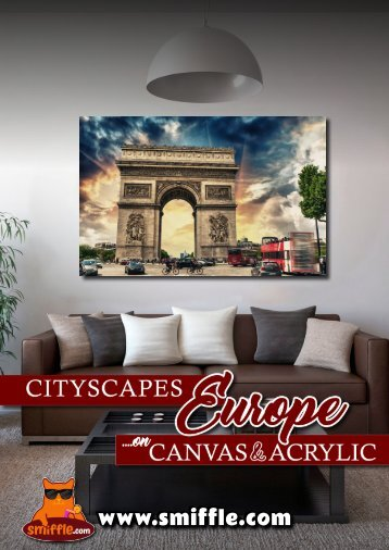 Cityscapes Europe