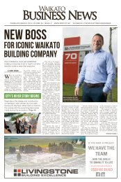 Waikato Business News February/March 2018