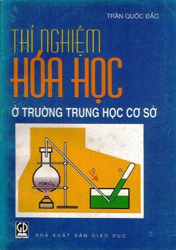 Preview Thí nghiệm hóa học ở trường THCS