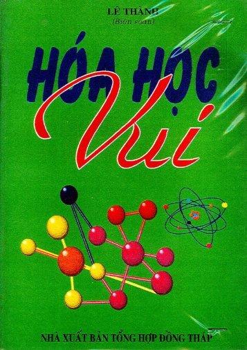 Hóa học vui lê thành