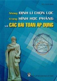 Những định lý chọn lọc trong hình học phẳng và các bài toán áp dụng