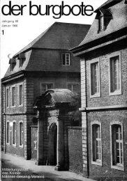 Der Burgbote 1980 (Jahrgang 60)