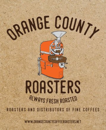19JUN2017Orange County Coffee Roasters