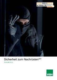 S01 Sicherheit zum Nachrüsten 2016