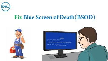 How to Fix Blue Screen of Death (BSOD) ?