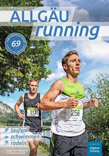 ALLGÄU Running 2017