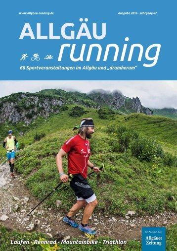 ALLGÄU Running 2016