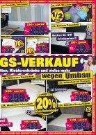 Räumungsverkauf bei Küchen- und Bettenland Auer in Neuenmarkt bei Kulmbach - Schnäppchen, Rabatte, zuschlagen! - Seite 3