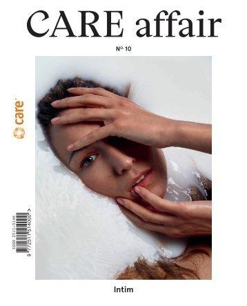 """CARE Affair 10 """"Intim"""""""