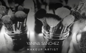 Portfolio Yanina Sanchez MUA