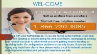 Hotmail customer support phone number+1-866-730-4085.