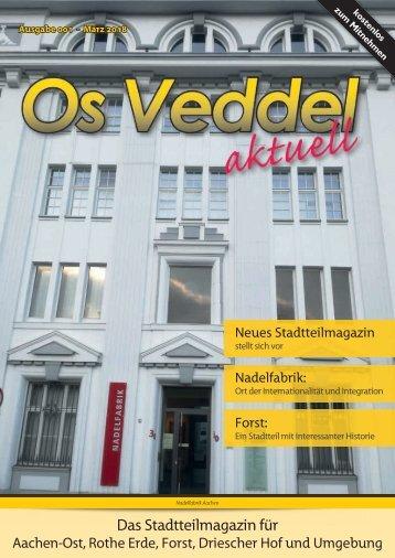 Os Veddel_Ausgabe 001_Web