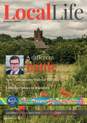 Local Life - St Helens - March 2018