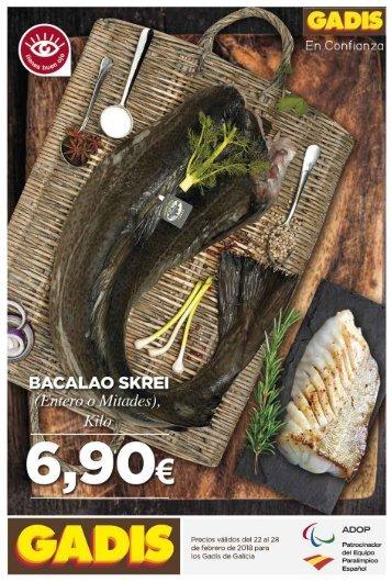 GADIS Galicia folleto de ofertas hasta 28 de febrero 2018