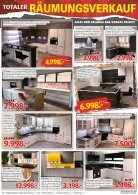 Blätterprospekt   Totaler Räumungsverkauf  - Page 4