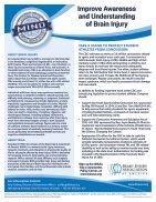 2018 Brain Injury Association of America Legislative Issue Briefs - Page 3