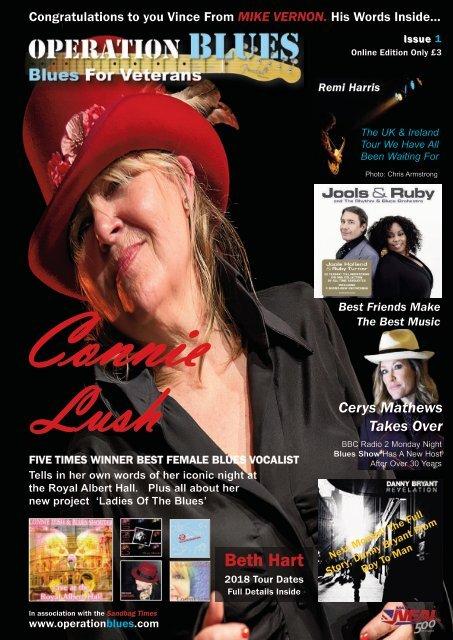 Operation Blues Magazine