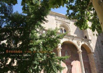 Granada stad en omgeving