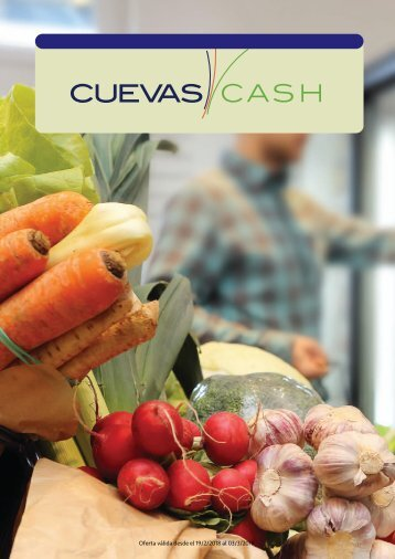Cuevas cash folleto ofertas hasta 3 de marzo 2018