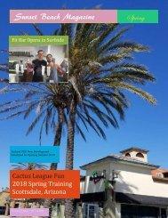 2018 Sunset Beach Magazine Spring Issue