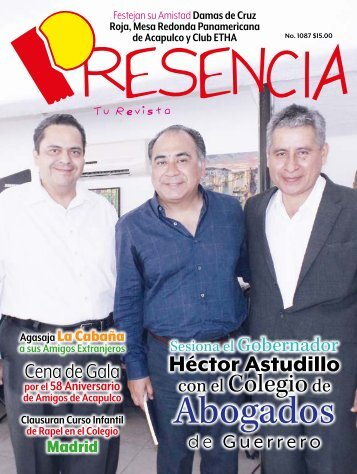 Revista Presencia 1087