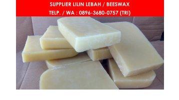 PROMO, WA : 0896 3680 0757, Jual White Beeswax Malang, Yang Jual Beeswax Malang