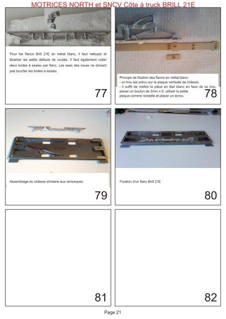 Modélisme tram - SNCV - Montage des kits - TRAMANIA - tramway