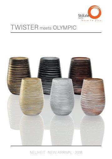 Stölzle Lausitz - Twister meets Olympic