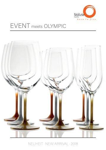 Stölzle Lausitz - Event meets Olympic